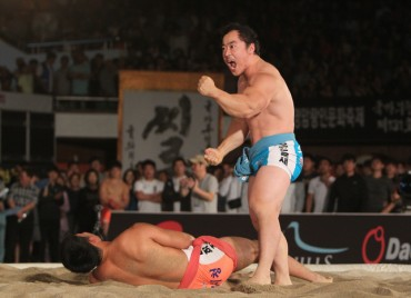 Korean Traditional Wrestling Aims for Comeback with YouTube