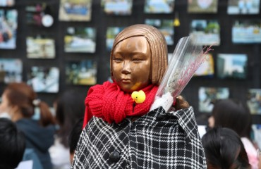 Wartime Documents Show Japan's Role in Recruiting Comfort Women
