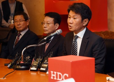 With Asiana Acquisition, Construction-centered HDC Eyes Biz Diversification
