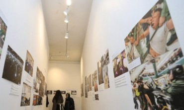 Seoul Photo Exhibition Chronicles Hong Kong Protests
