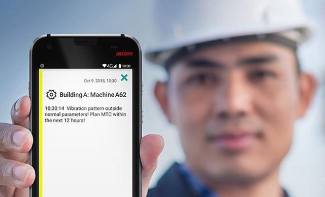 The Ascom Enterprise Platform Helps Industrial Sector to Drive a Digital Revolution