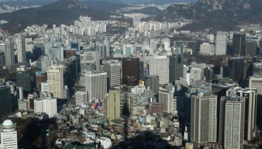 Corporate Land Ownership in S. Korea on Steady Rise