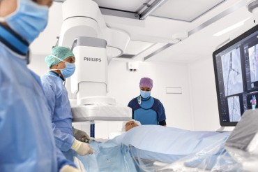 One Millionth Procedure Carried Out on Philips Azurion Advanced Image-guided Therapy Platform