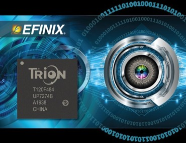 Efinix® Rolls Out Trion® T120 FPGAs