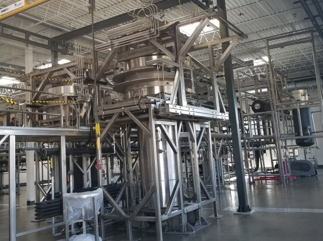 Thar Process, Inc. and 51st Parallel Inc. Announce the Creation of Canada's Largest Cannabinoid-Based Toll Processor: Thar Extracts Alberta ULC