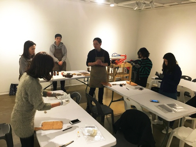 'One-day classes' offer various activities, including sports, cooking, and art. (image: Sejong Center for the Performing Arts)