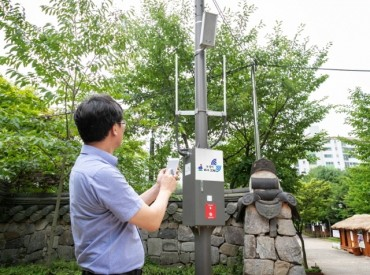 "No. 1 Seoul City Policy Chosen by Foreigners is ""Free Public Wi-Fi"""