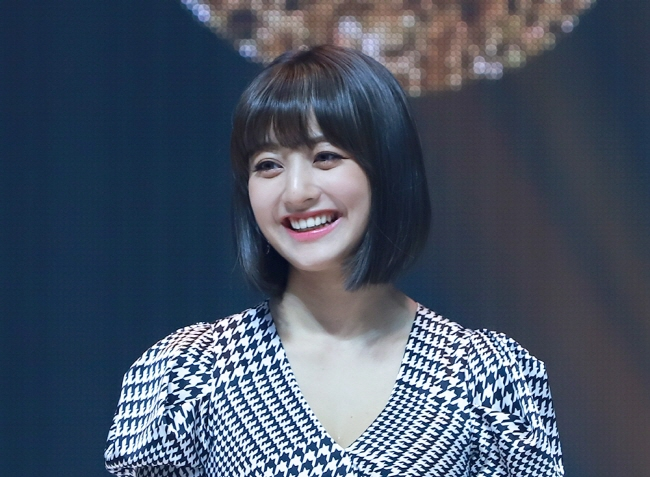 Jihyo of TWICE. (image: JYP Entertainment)