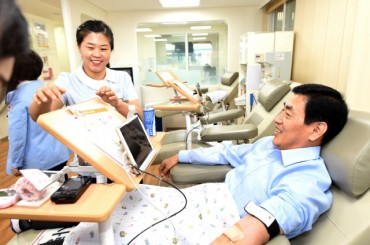 Cash Incentive Encourages Citizens to Donate Blood