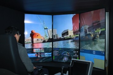 SKT, Samsung Heavy Succeed in Testing 5G-based Remote Control Ship