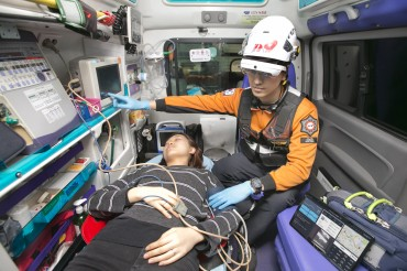 KT Partners with Emergency Management Agency, Hospital for 5G-based Medical Services