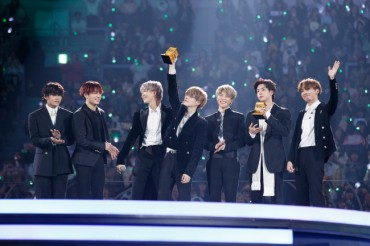 BTS Sweeps Top Prizes at 2019 MAMA in Nagoya