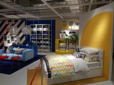 IKEA to Open its 3rd Store in S. Korea Next Week