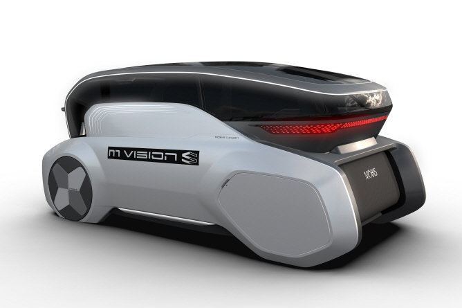 Hyundai Mobis to Unveil Upgraded Autonomous Concept at CES
