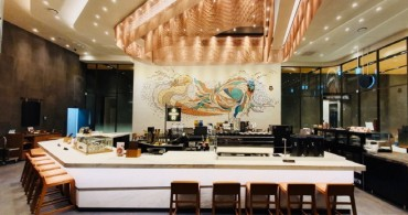 Sales at Starbucks Reserve Stores Up 70 pct This Year