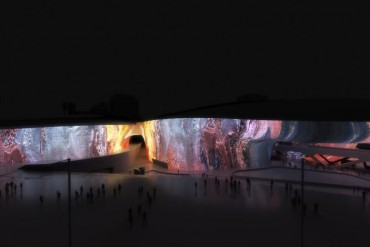 Colorful Light Show to Illuminate Seoul's Winter Night