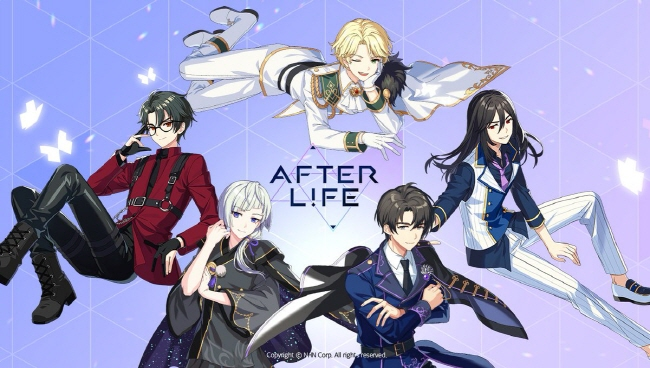 "NHN Entertainment's ""AFTER L!FE."" (image: NHN Entertainment)"