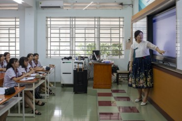 No. of Students Learning Korean on Sharp Increase in Vietnam