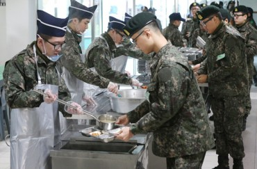 S. Korean Military Uses Big Data for Food Service Management