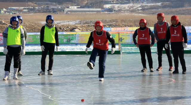 Inje Country to Host Football Championship on Ice