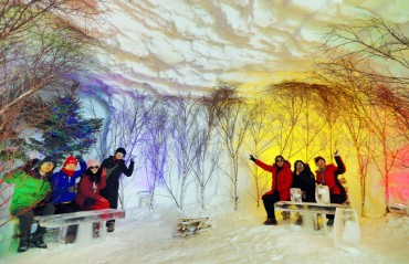 PyeongChang Invites Tourists to Trout and Snow Festivals