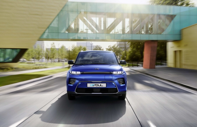 The Soul EV. (image: Kia Motors)