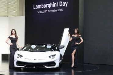 Demand for Luxury Cars Increasing in S. Korea