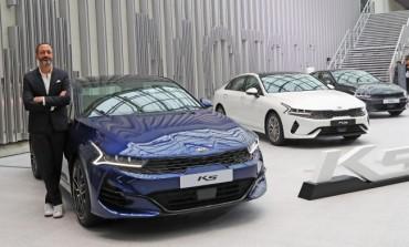 Sales of Kia's K Series Sedans to Surpass 5.5 Million Units in 10 Years