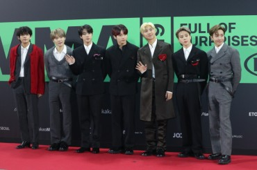 BTS' Latest Three Concerts in Seoul Had Economic Effect of 1 tln Won
