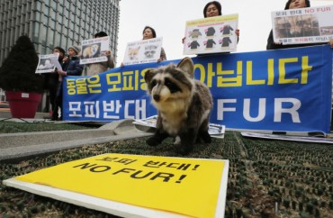 Animal Protection Agency Calls for Ban on Fur Production
