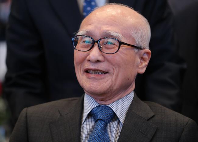 Kim Woo-choong, late former chairman of the now-defunct Daewoo Group. (Yonhap)