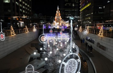 Christmas is Coming to Seoul with Holiday Events Galore