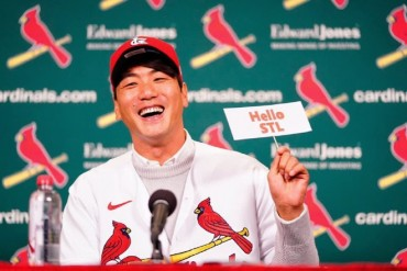S. Korean Pitcher Kim Kwang-hyun Signs with St. Louis Cardinals
