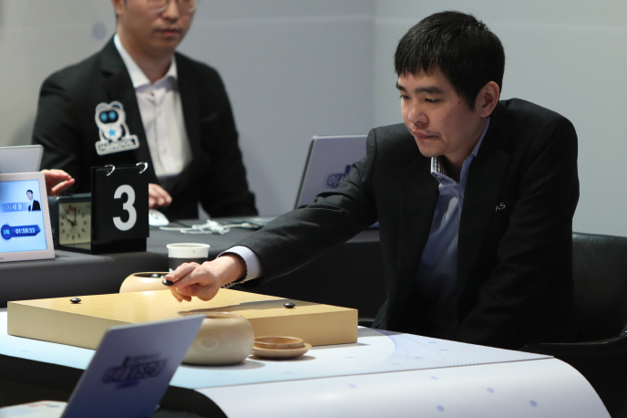 S. Korean Go Master Lee Se-dol Drops to AI Player in Final Career Game