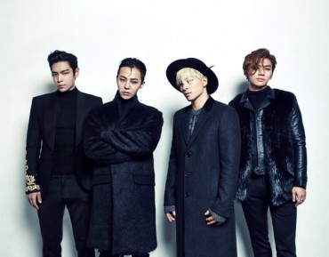 BIGBANG Renews Contract with YG Ahead of New Music Release