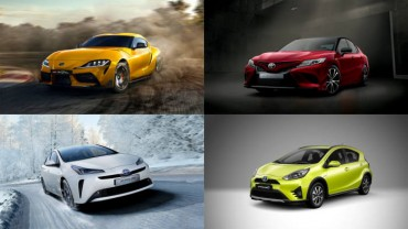 Toyota to Launch 4 New Models in H1 to Boost S. Korea Sales