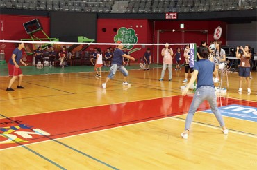 Participation in Nat'l Sport for All Program Saw Modest Increase Last Year