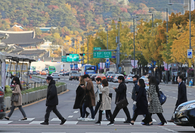 Seoul City Recruiting Street Monitoring Agents