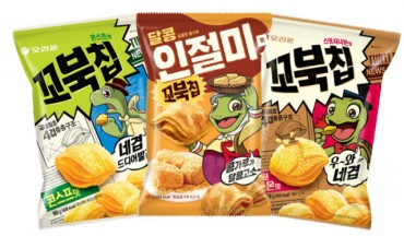 Korean Snacks Enjoy Growing Popularity Overseas