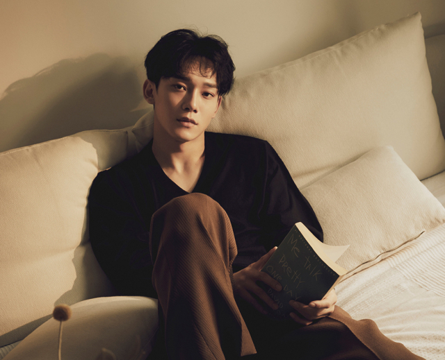 EXO's Chen (image: SM Entertainment)