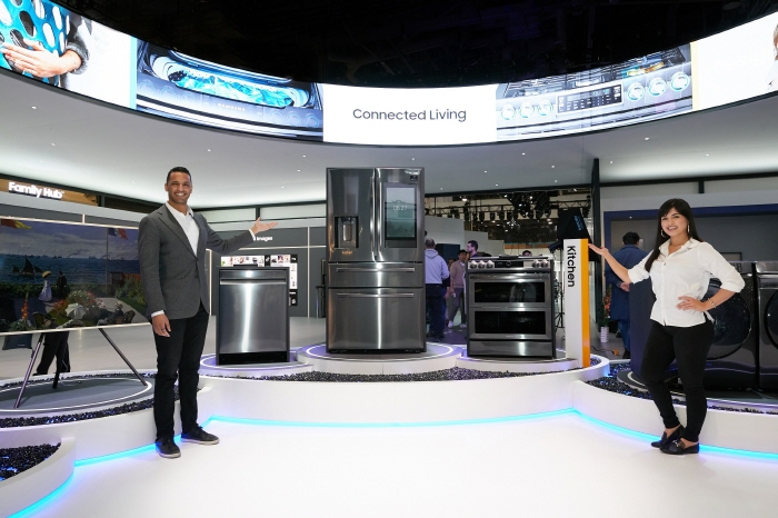 Samsung, LG to Introduce New Kitchen Appliances at U.S. Trade Show