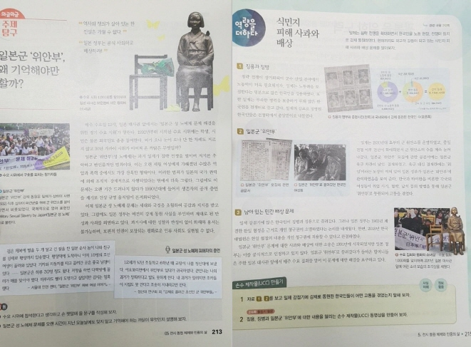 S. Korea Set to Unveil New History Textbooks Following Yearslong Controversy