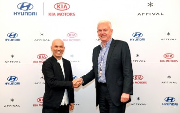 Hyundai, Kia Invest $110 mln in UK-based EV Startup