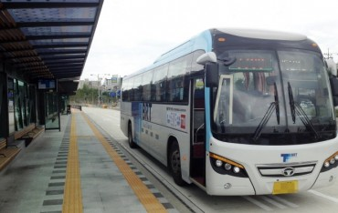 S. Korea Selects 5 Areas for Improved Bus Rapid Transit System