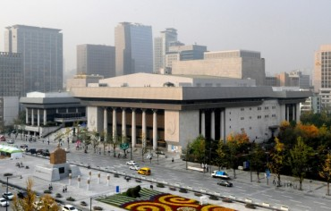Sejong Center Seeks to Allow Eating, Drinking During Performances