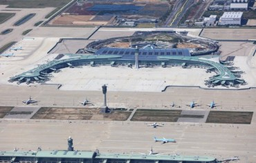 Incheon Int'l Airport's Annual Passengers Top 70 mln for First Time