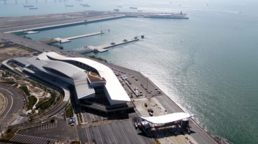 Incheon's New Int'l Ferry Terminal to Open June 15