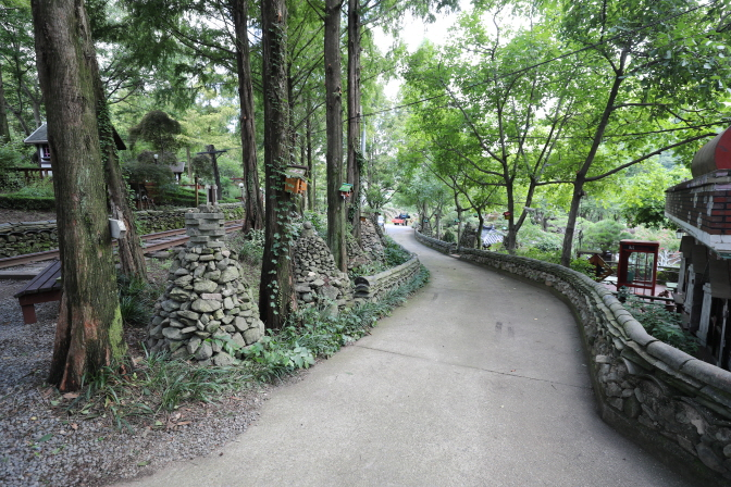 Kkotsaemi Village in Miryang, South Gyeongsang Province. (Yonhap)
