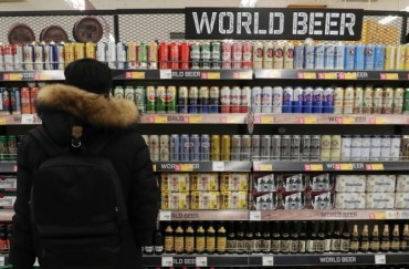 Imported Beer Losing Competitiveness Due to Liquor Tax Reform