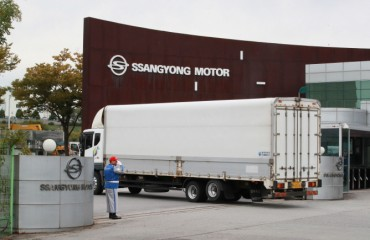 SsangYong Motor at Risk After Mahindra Withdraws Investment